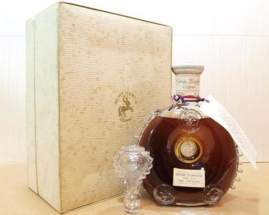 レミーマルタンルイ13世 ベリーオールド 雑酒表記 白箱